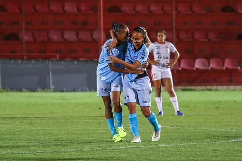 Audax 0x3 Grêmio - Brasileiro Feminino A1