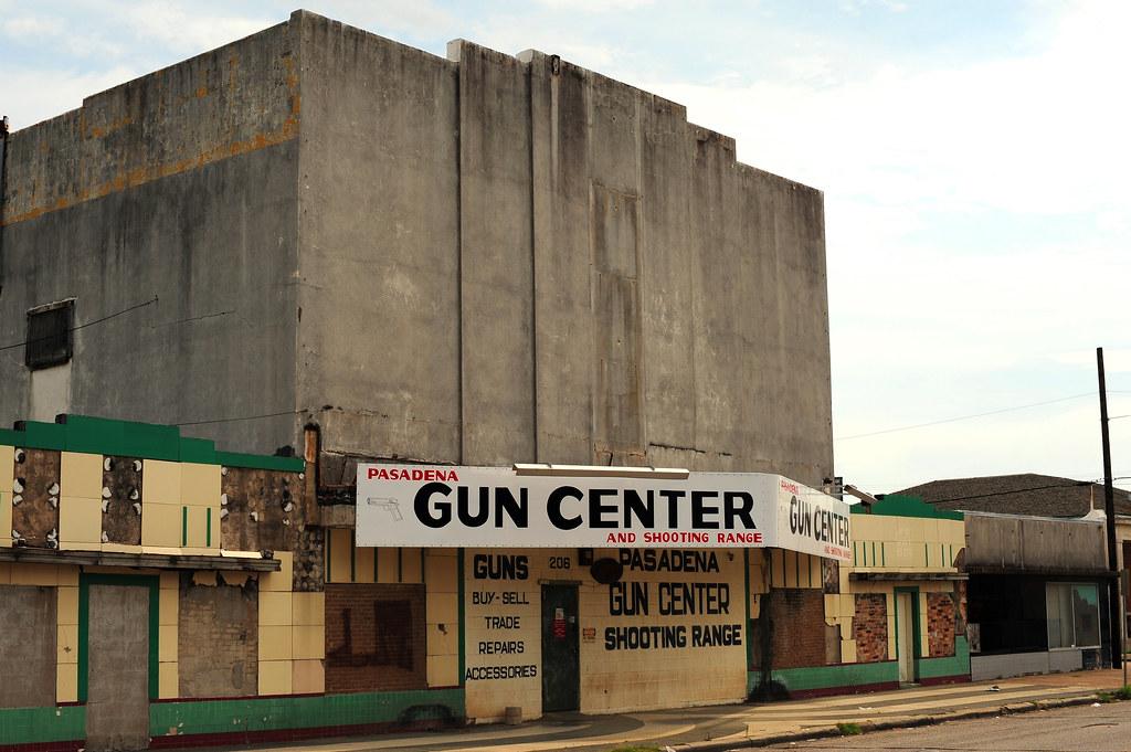 Long's Theater - Pasadena,Texas