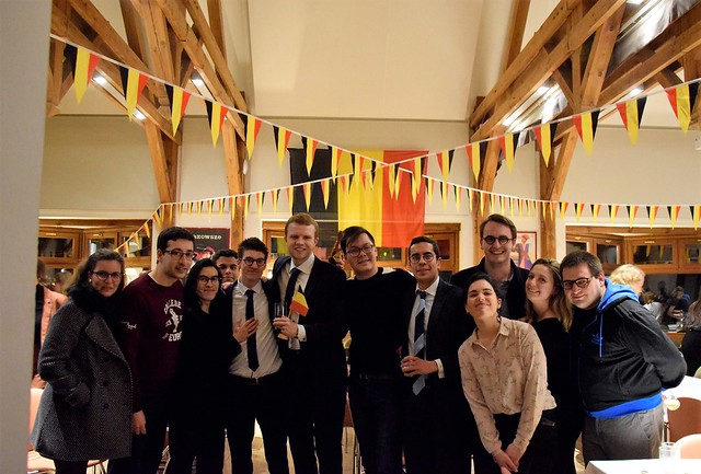 Belgian National Day in Natolin