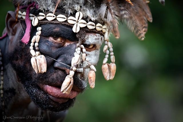 Western Highlands tribes, PNG, Sep 2019
