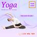 Female Yoga medial & fitness