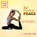 Female Yoga medial & fitness 2