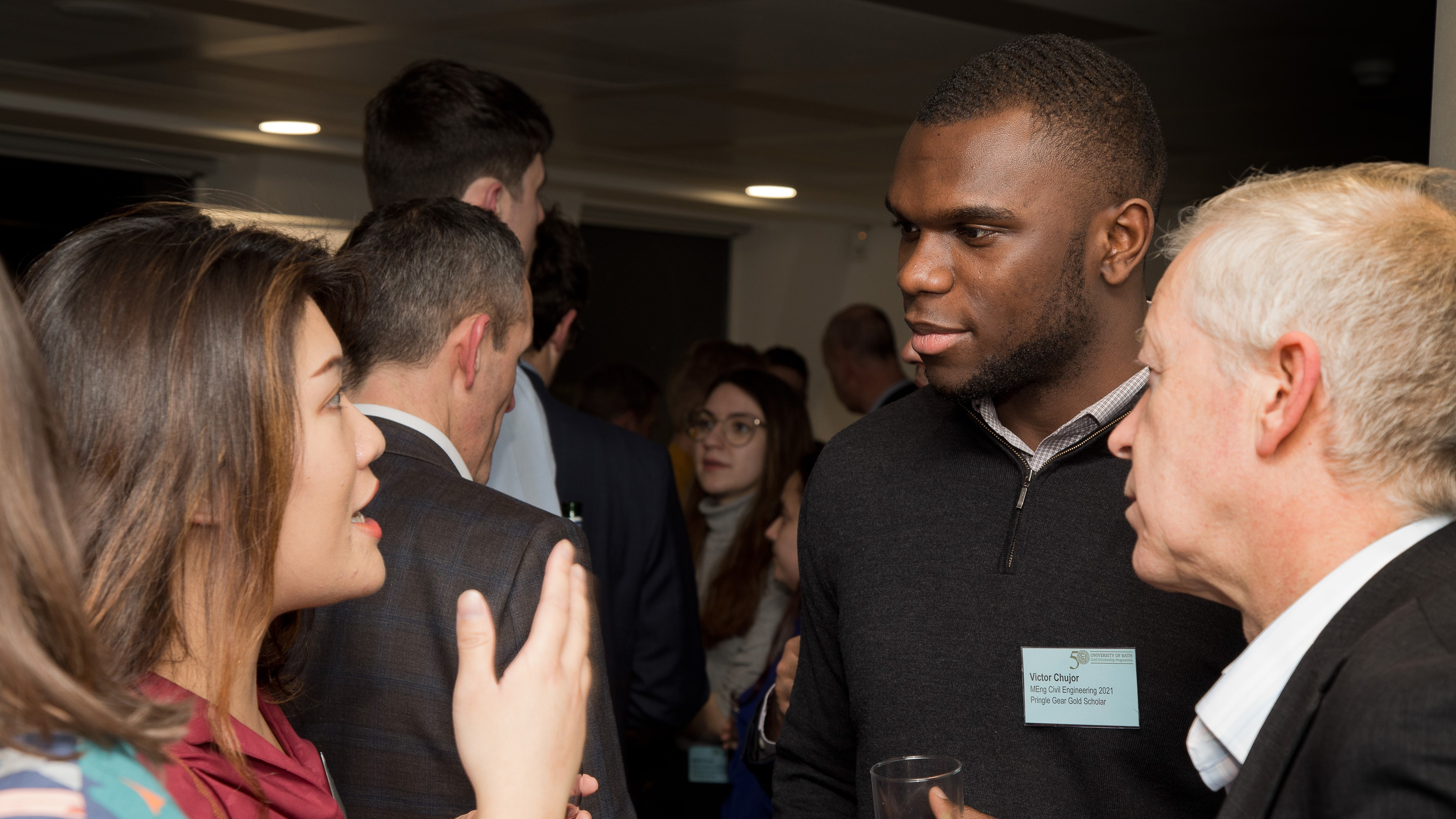 Scholars and mentors networking
