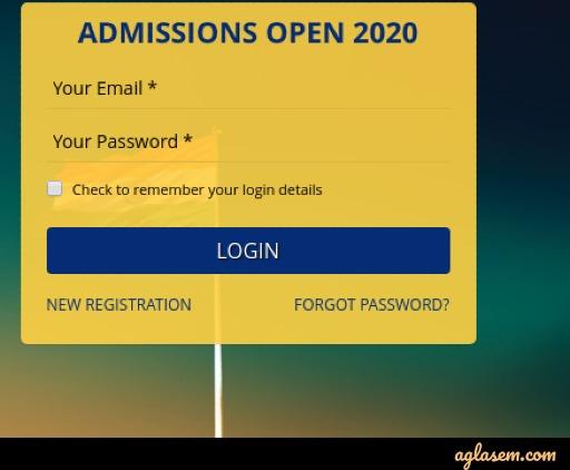Jindal Global Law School Application Process