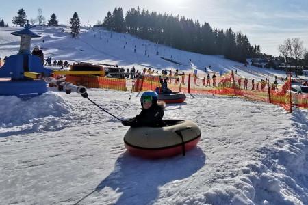 Tipy SNOW tour: Severák – tady šéfují děti