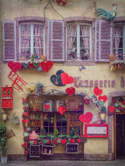 Visite à la Brasserie d'amour