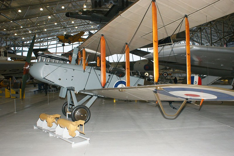 de Havilland DH.9 3