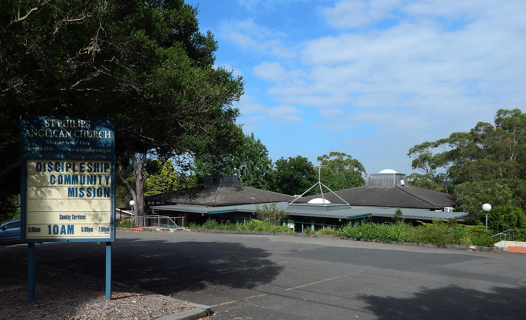 St Philips Anglican Church, South Turramurra, Sydney, NSW.1