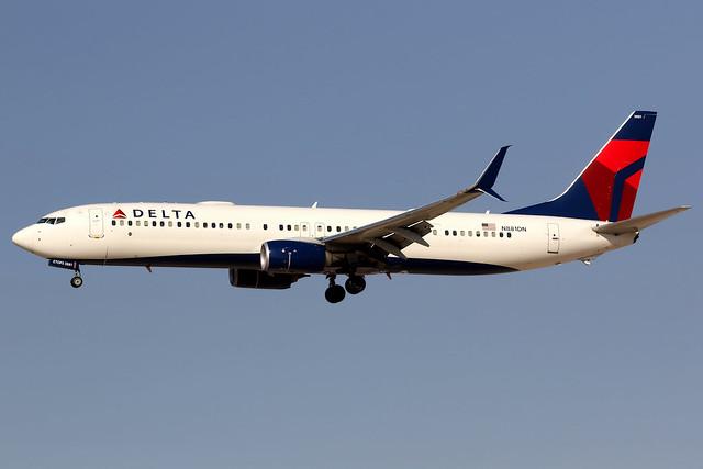 Delta Air Lines | Boeing 737-900ER | N881DN | Las Vegas McCarran