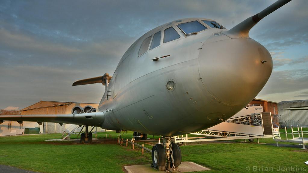 Vickers VC10 C.1K (XR808)