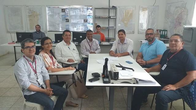 Visita da Sinfra ao câmpus de Balsas - 02-02-2020