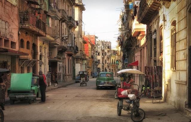 CUBA La Habana Centro XV