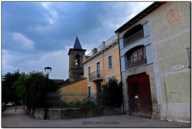 Església de Sant Climent, Talltorta (la Baixa Cerdanya)
