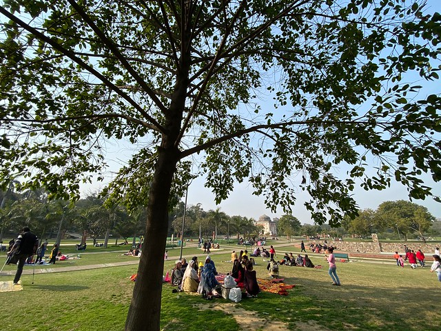 City Hangout - Chairs, Sunder Nursery Park