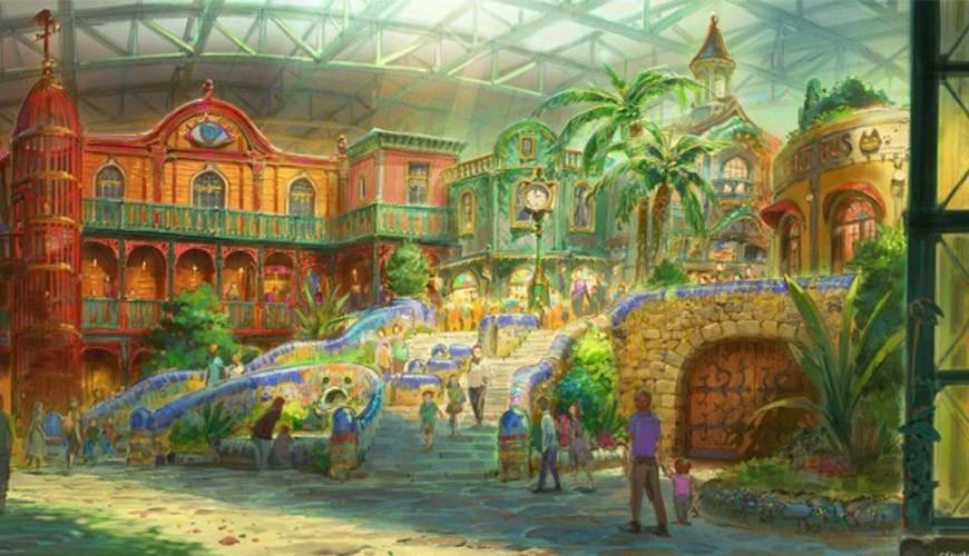 宮崎駿迷朝聖清單+1!愛知縣「吉卜力主題公園」重現《神隱少女》美食街、《霍爾的移動城堡》、《龍貓》等經典場景(ジプリパーク)