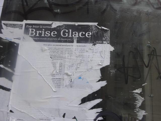 Brise Glace de Besançon