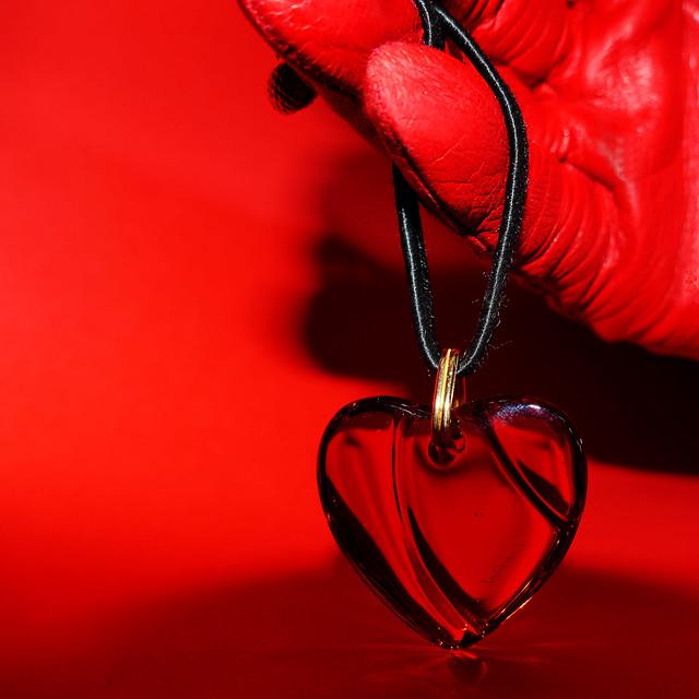 Unchain my heart …