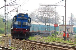 22354/Banaswadi 🔁 Patna Humsafar Express ! ❤❤