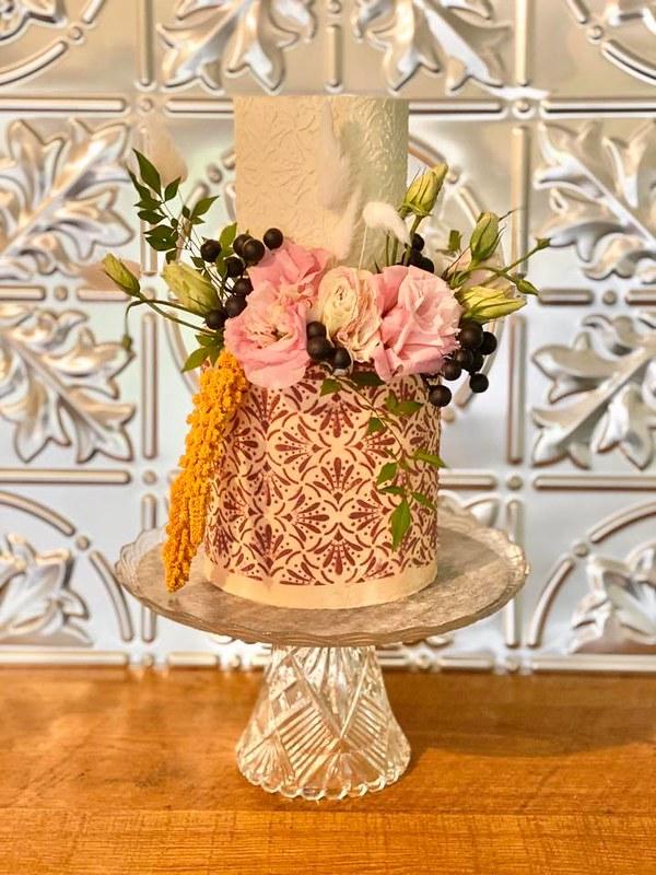 Cake by DC Cake Studio