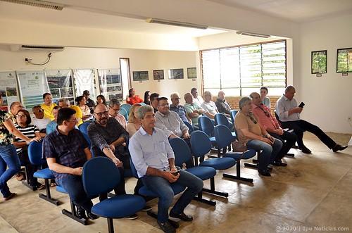Lançamento de projeto para preservação das nascentes da Bica