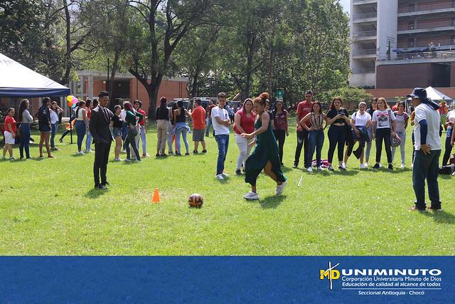 UNIMINUTO recibió a sus nuevos estudiantes