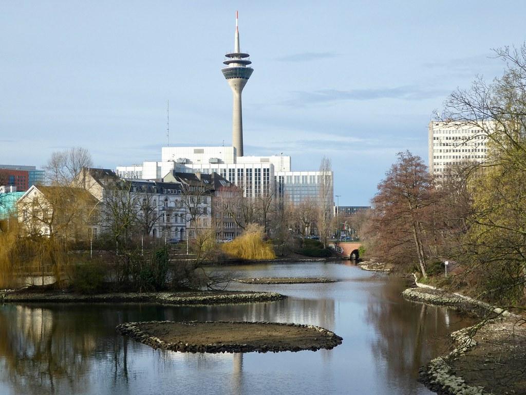 Rheinturm, Dusseldorf
