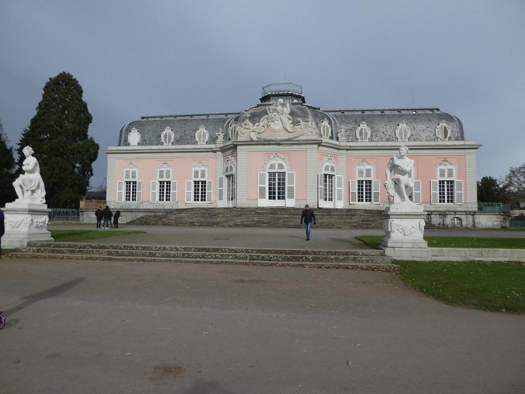 Benrath Palace,, Dusseldorf