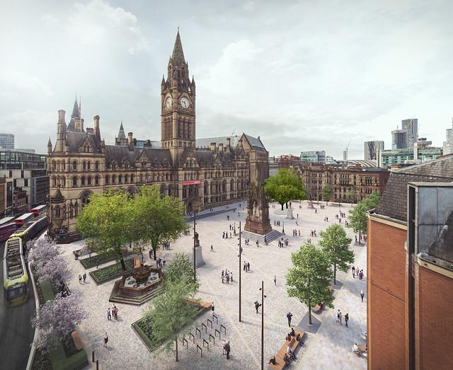 Albert Square - the plans