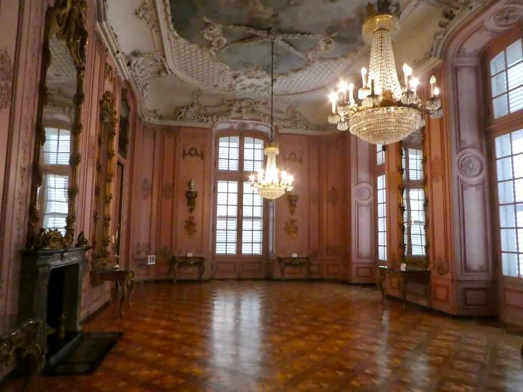 Benrath Palace, Dusseldorf