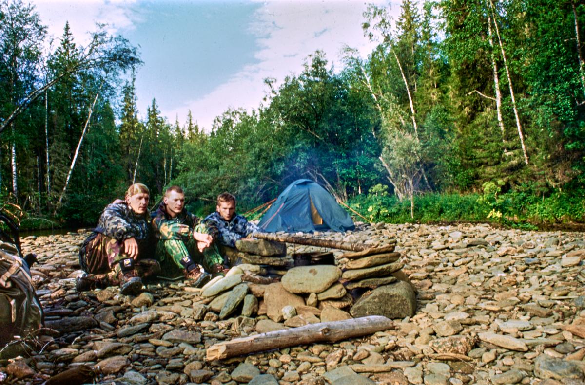 Ural Forest Ektachrome E100SW