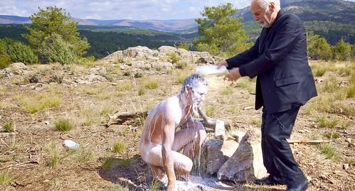 映画『ホドロフスキーのサイコマジック』©SATORI FILMS FRANCE 2019 ©Pascal Montandon-Jodorowsky
