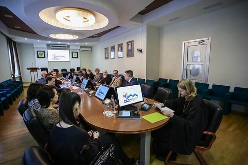 14 февраля 2020, Второй день работы семинара