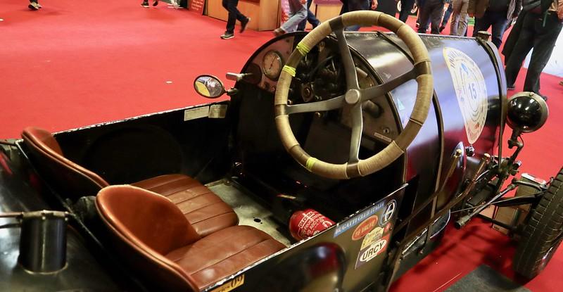 Bugatti Brescia ( Bugatti Club Italia ) -  Retromobile Paris 2020 49533995006_410a5ef419_c