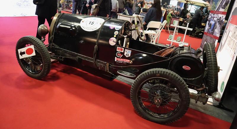 Bugatti Brescia ( Bugatti Club Italia ) -  Retromobile Paris 2020 49533995431_a61fd603c2_c