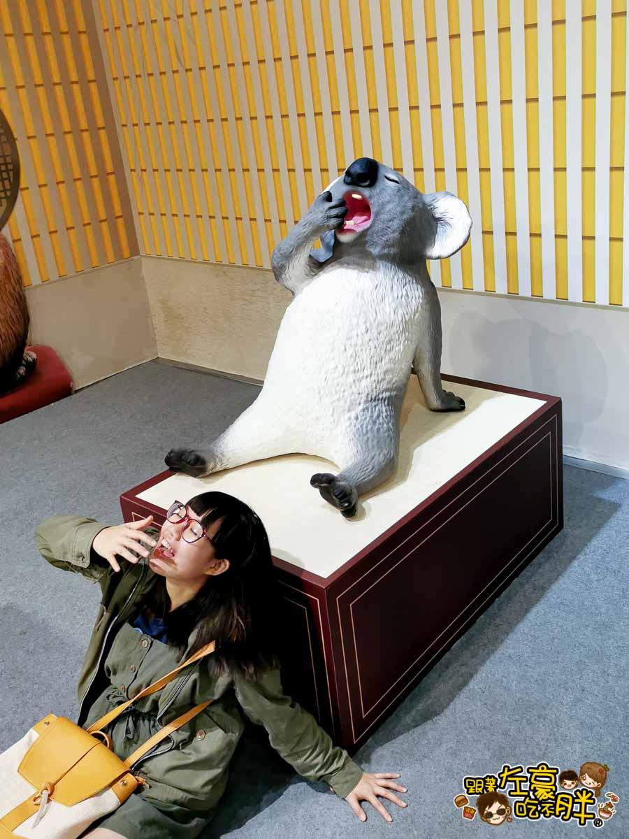 朝隈俊男穿越時代城 夢時代展覽-34