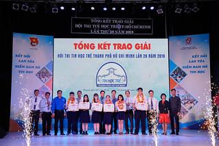 Tin học trẻ TP. HCM lần 28 năm 2019
