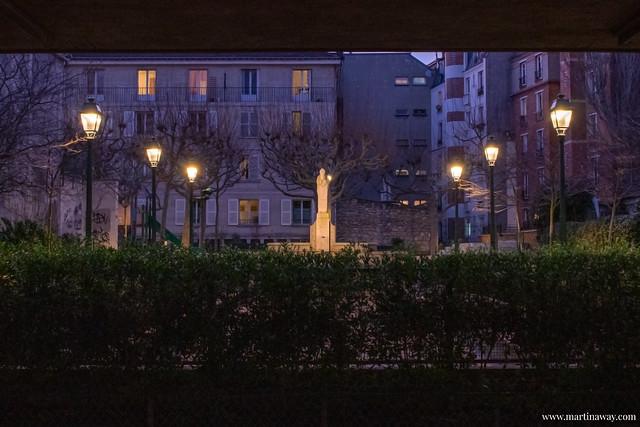 Fontana di Sant Denis: curiosità su Montmartre