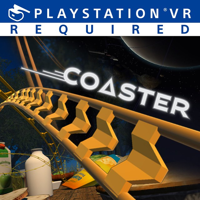 Thumbnail of Coaster on PS4