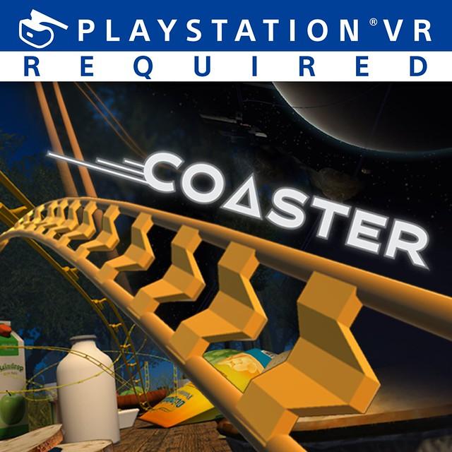 Thumbnail of Coaster on PS4