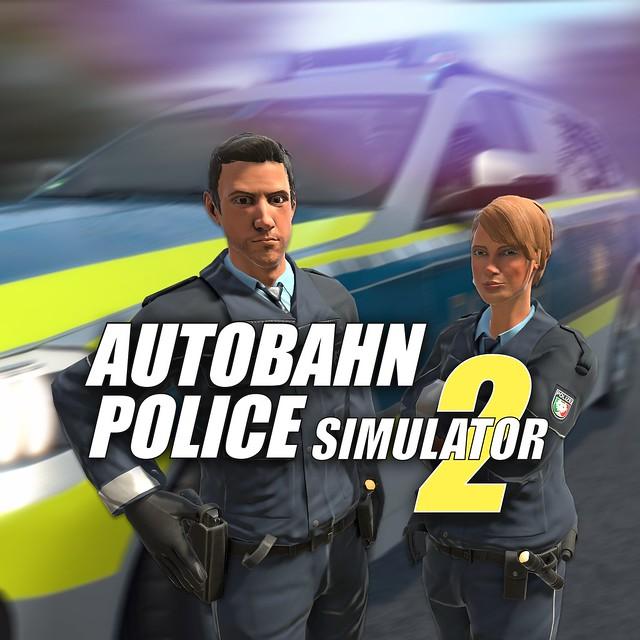 Thumbnail of Autobahn Police Simulator 2 on PS4
