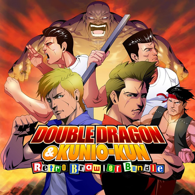 Thumbnail of Double Dragon & Kunio-kun: Retro Brawler Bundle on PS4