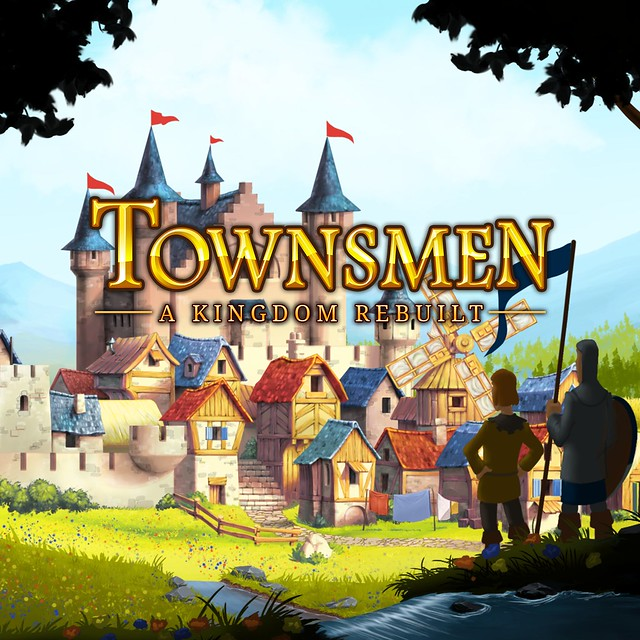 Thumbnail of Townsmen - A Kigndom Rebuilt on PS4