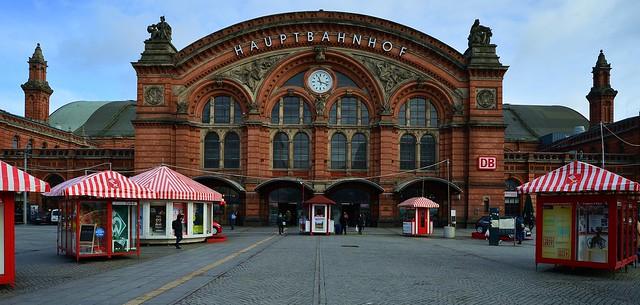 Bremen - Hauptbahnhof