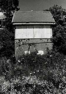 Abandoned Signal Box, Killeagh, Co Cork