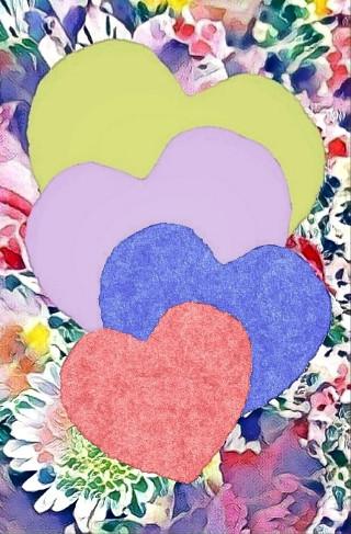 hearts......2020 02 14