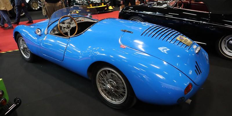 """Renault 750 Sport """"barquette"""" ( Barchetta ) 1954 49534259418_d1a84f5053_c"""