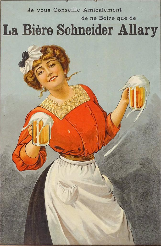 La-Biere-Schneider-Allary-1900