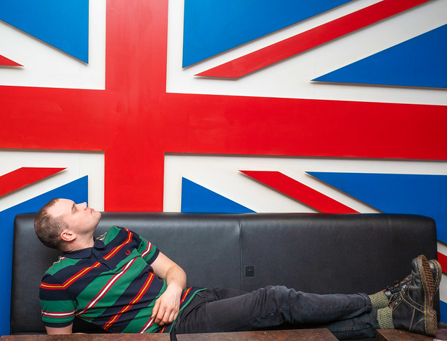 Union Jack, Sergeant Peppers.