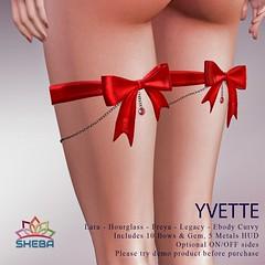 [Sheba] Yvette Garter