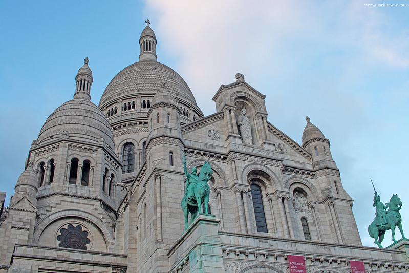 Basilique du Sacré Cœur de Montmartre